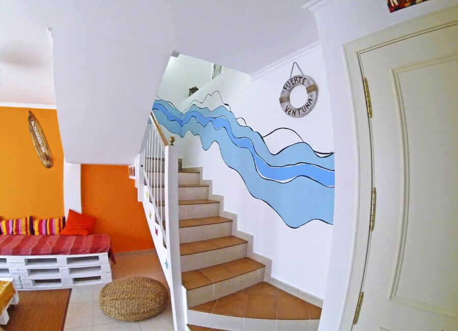 Surf camp Fuerteventura con alojamiento en surf house en