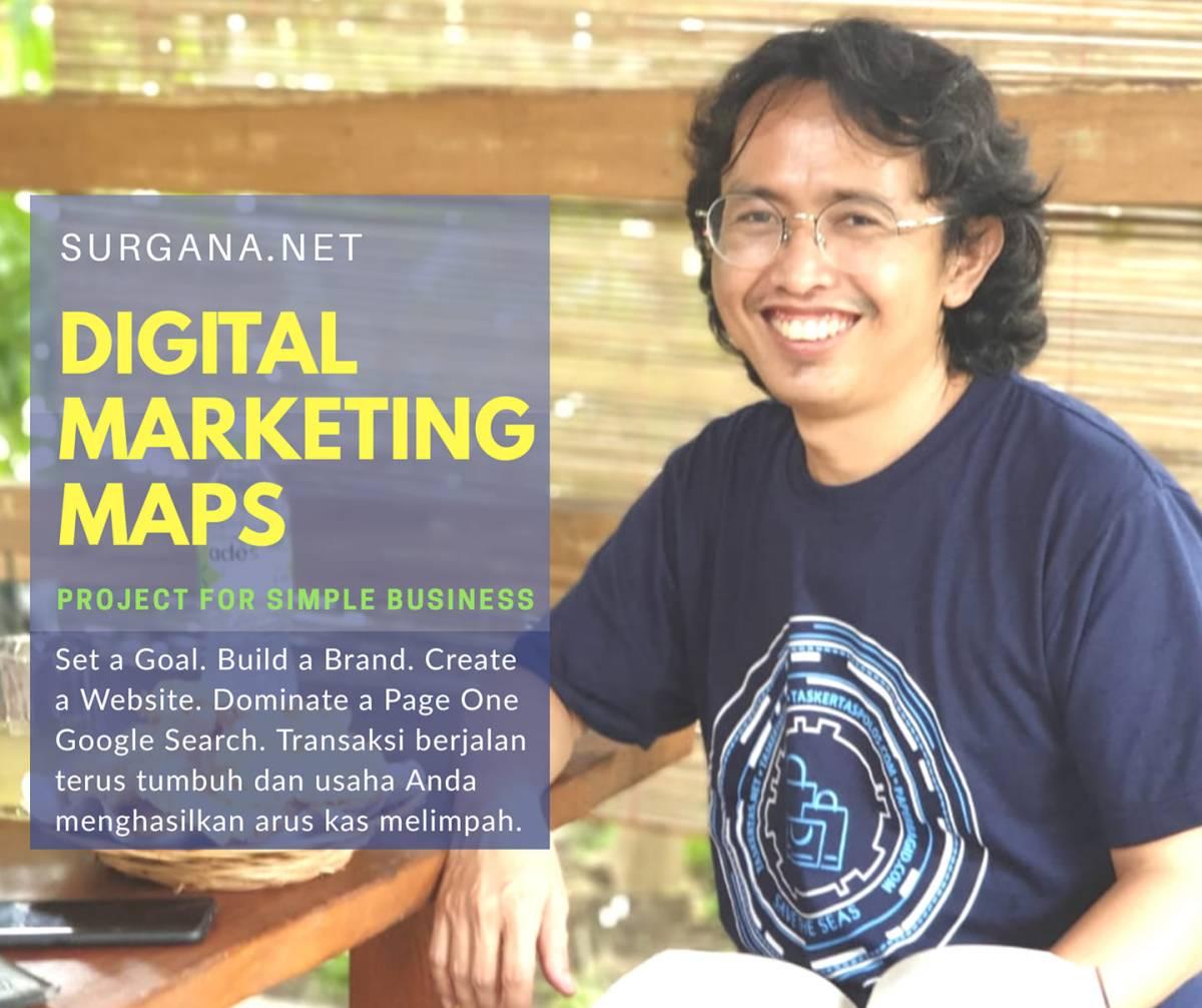 Digital Marketing Maps