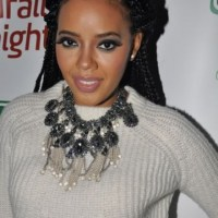 Angela Simmons Plastic Surgery Before After, Breast Implants