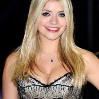 Holly Willoughby Plastic Surgery Before After, Breast Implants