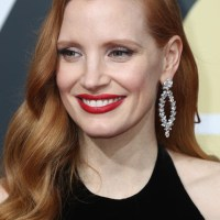 Jessica Chastain Plastic Surgery Before After, Breast Implants, Nose Job