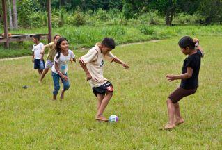 More Soccer