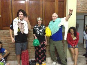 Bolivia, costumes