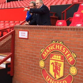 Dave & John are headed back to Old Trafford April 24th