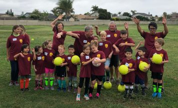 First soccer camp for CPC a success