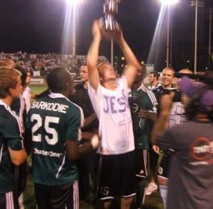 Winning USL Championship