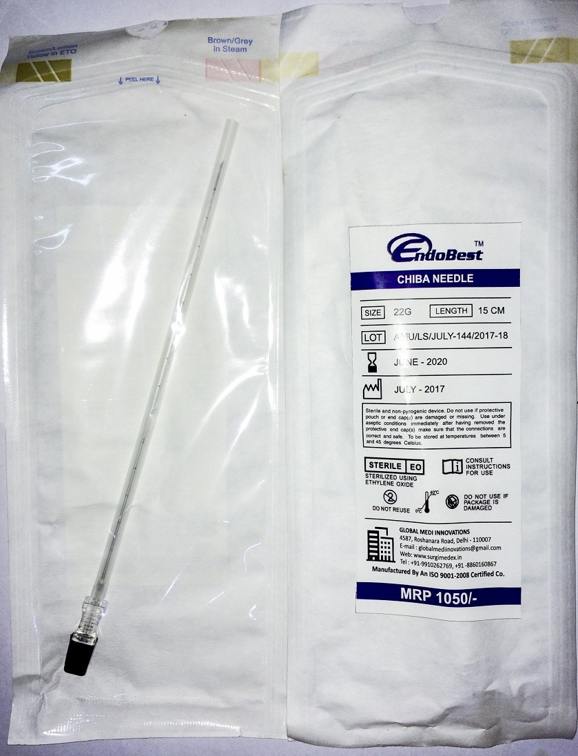 chiba needle india