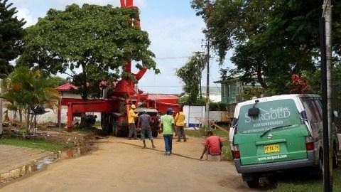 Projectontwikkeling in Suriname - Surgoed Makelaardij NV