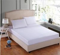 Surj Plain White King Size Bed sheet - SURJ
