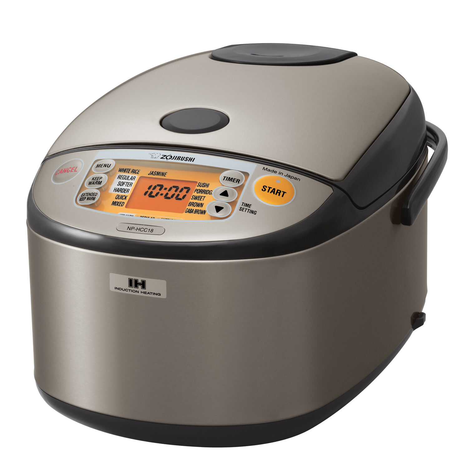 Zojirushi Induction Heating System Rice Cooker & Warmer | Sur La Table