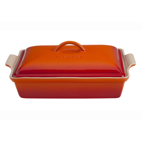 Le Creuset Covered Baker
