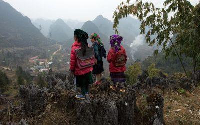 Des nouvelles de Cho, au Vietnam