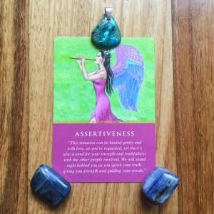 Card a day - assertiveness