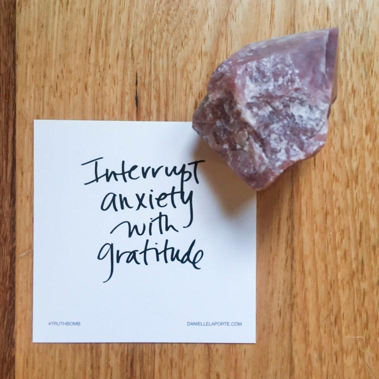 Card a day - gratitude