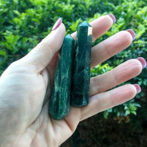 Green Quartz Massage Wand