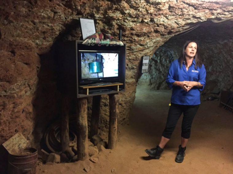 Miner's Heritage, Rubyvale