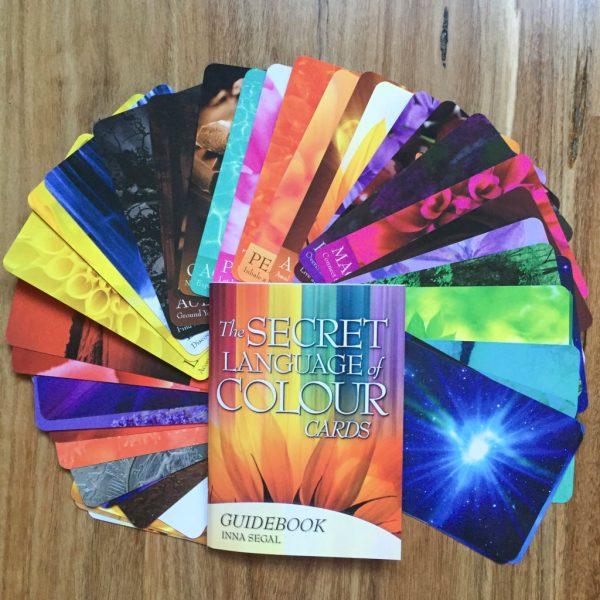 Secret Langiage of Colour Cards