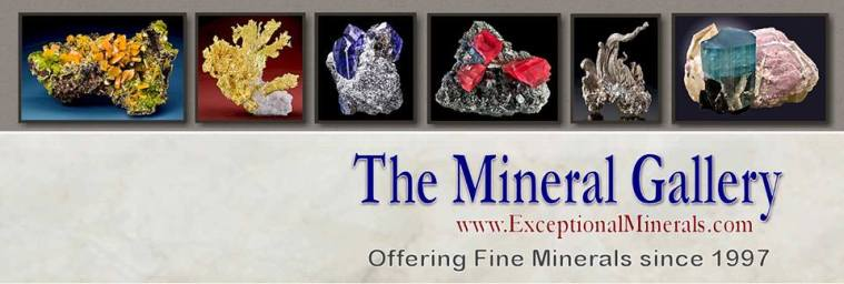 Mineral Gallery Facebook Page