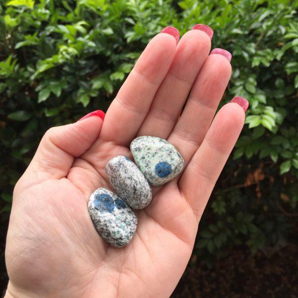 k2 jasper tumble stones