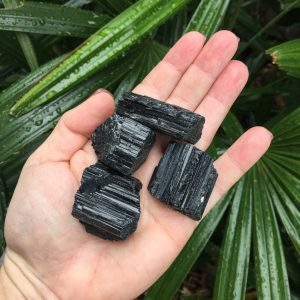 Black Tourmaline Room Protection Kit