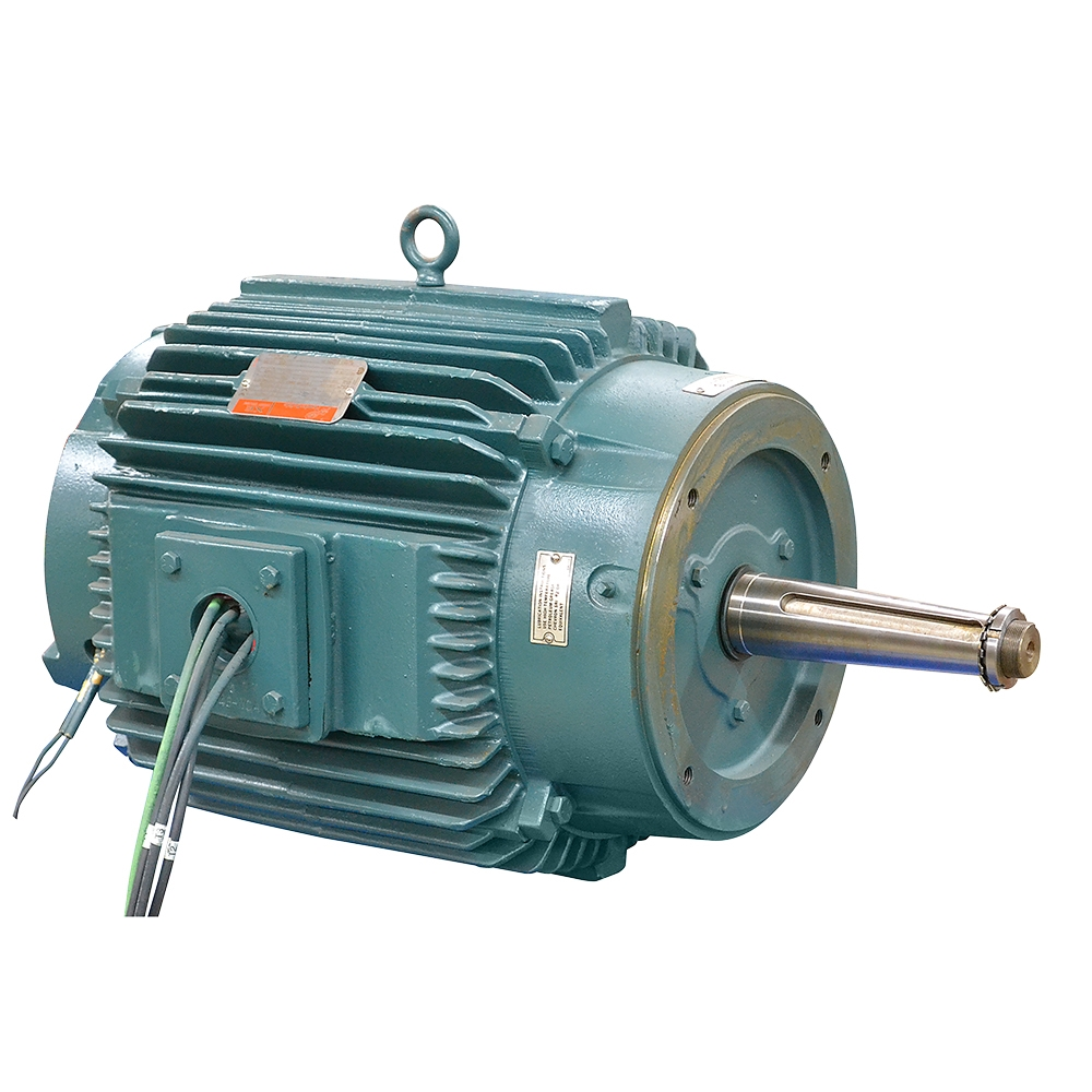 hight resolution of  3ph sterling electric motor zoom