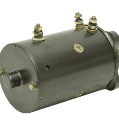 12 volt dc 8000 rpm winch motor alternate 2 [ 1000 x 1000 Pixel ]