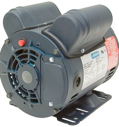 5 hp special duty 230 volt ac 3450 rpm leeson air compressor motor alternate 1 [ 1000 x 1000 Pixel ]