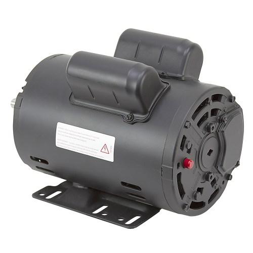 small resolution of 3 hp 230 volt ac 3420 rpm weg air compressor motor alternate 1