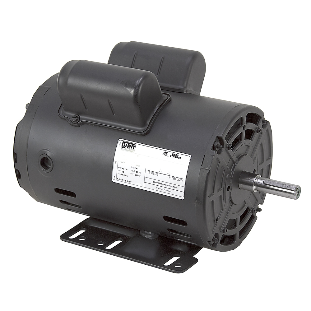 hight resolution of  air compressor motor zoom