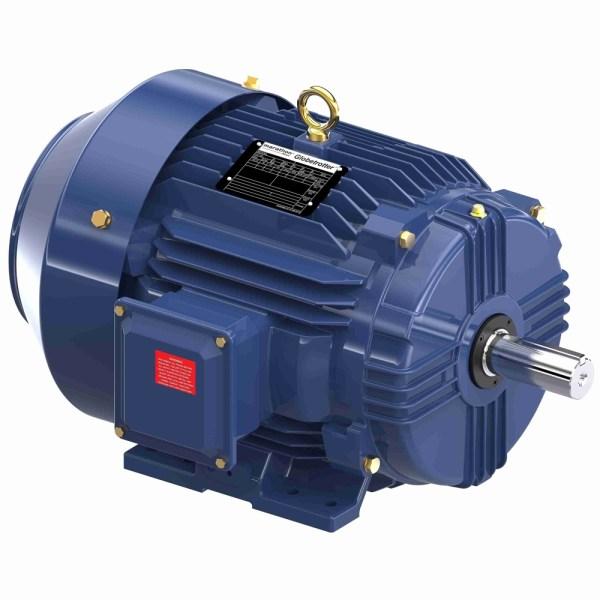 Hp 1800 Rpm 230 460 Volt Ac 3ph 215t Leeson Motor 3