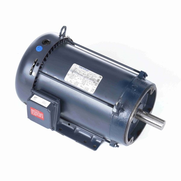 Hp 1800 Rpm 230 460 Vac 3ph 215tc Leeson Motor 3