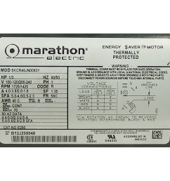 10 hp marathon electric motor wiring diagram electrical drawing [ 1000 x 1000 Pixel ]