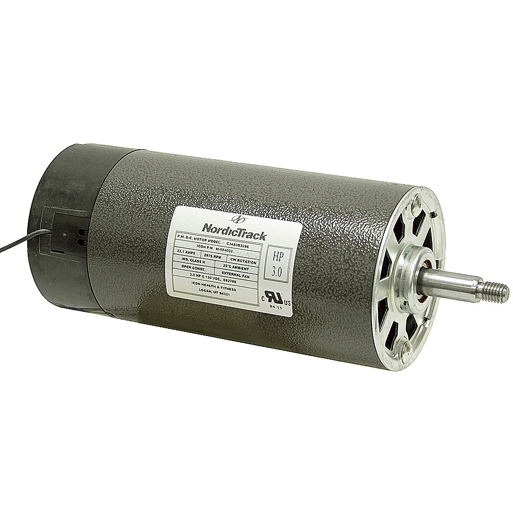 hight resolution of 3 hp icon health and fitness treadmill motor m 184002 alternate 1