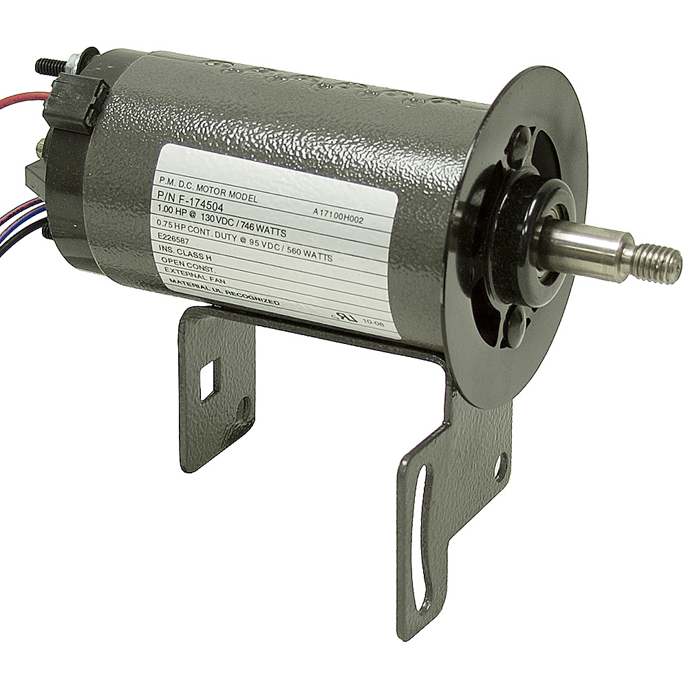 medium resolution of 1 hp icon health and fitness treadmill motor f 174504