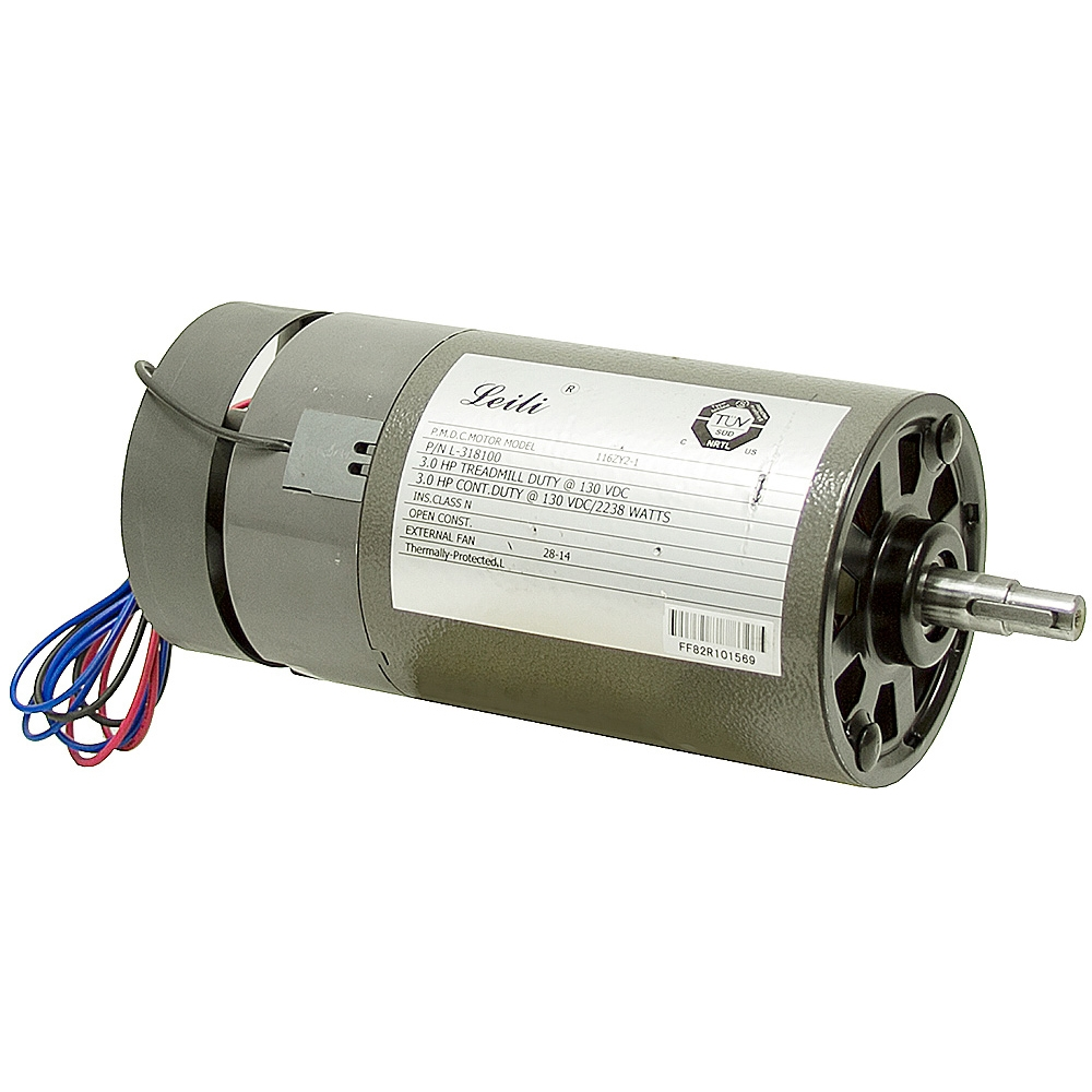 medium resolution of 3 hp leili treadmill motor l 318100 alternate 1