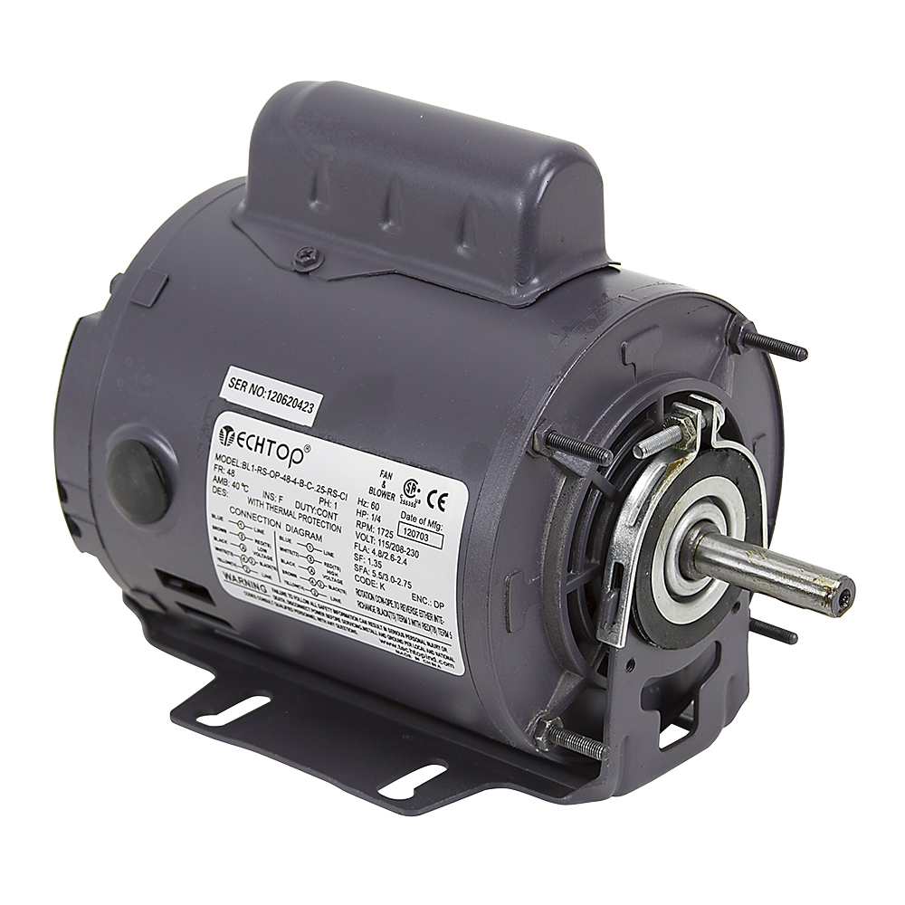 hight resolution of 1 4 hp capacitor start 1725 rpm motor
