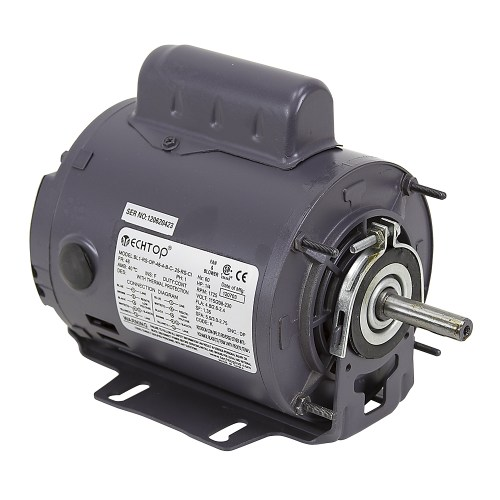small resolution of 1 4 hp capacitor start 1725 rpm motor