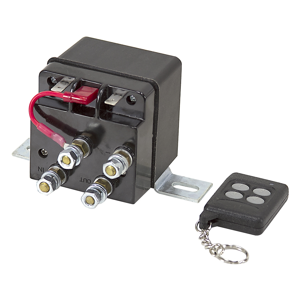medium resolution of 12 volt dc 100 amp reversing solenoid wireless remote zoom