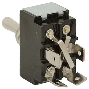 DPDTCO 30 AMP MOMENTARY TOGGLE SWITCH | Toggle Switches