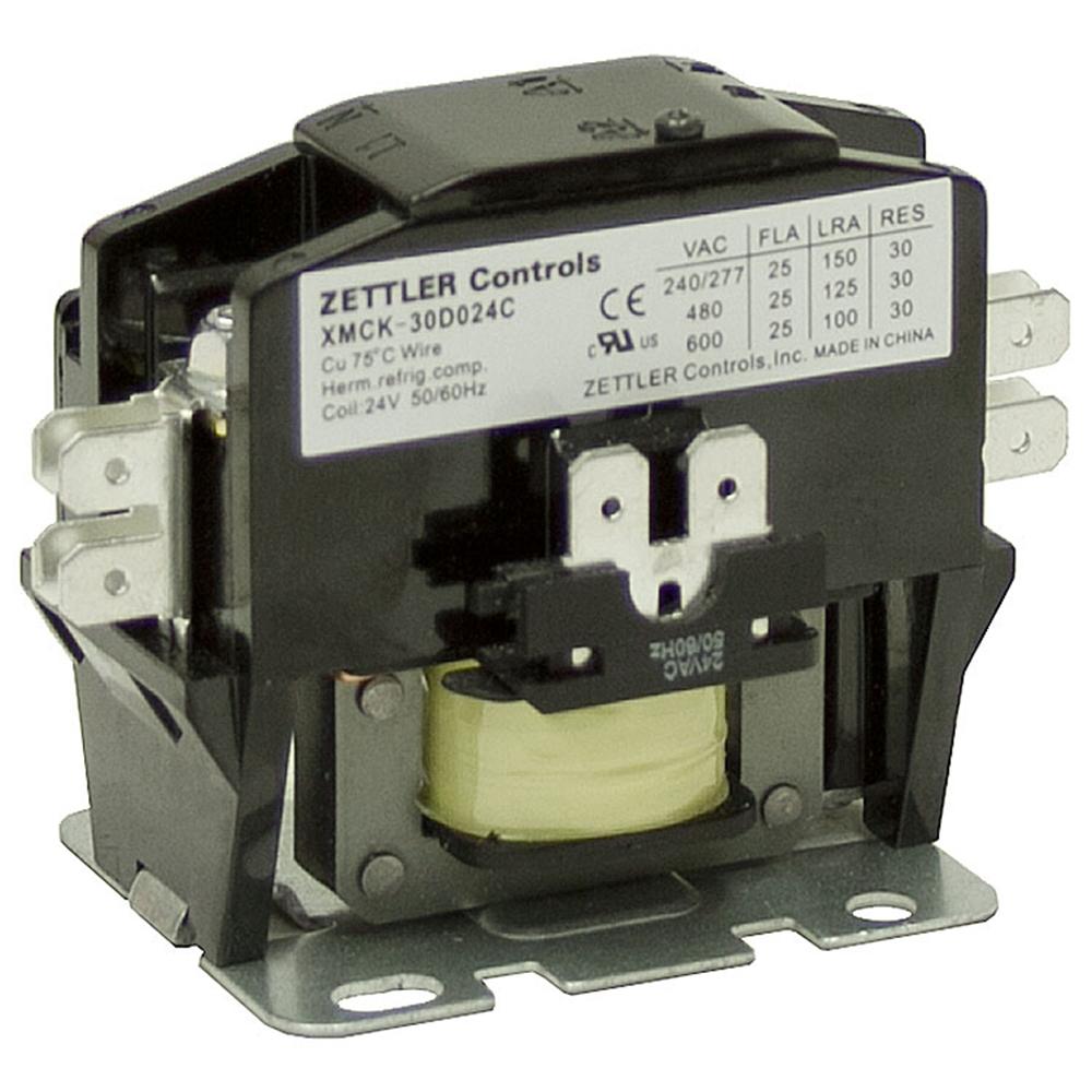 hight resolution of  1 pole zettler contactor xmck30d02 zoom