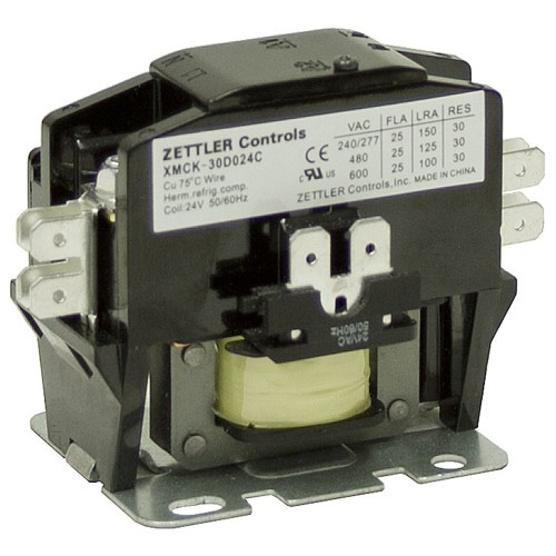 small resolution of  1 pole zettler contactor xmck30d02 zoom