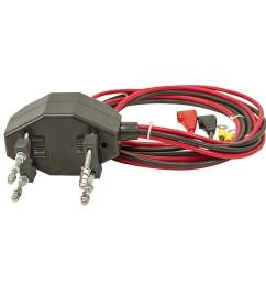 12 volt dc winch motor control pendant alternate 1 [ 1000 x 1000 Pixel ]