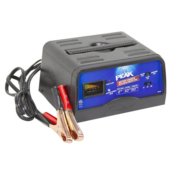 2 10 50 Amp 12 Volt Peak Pkc0c50 Battery Charger