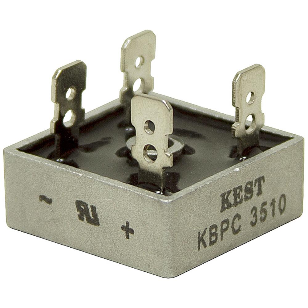 medium resolution of 35 amp 1000 volt kbpc3510 bridge rectifier bridge selenium rectifier diagram plasma cutter bridge rectifier wiring diagram