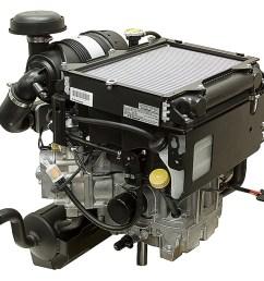 26 hp kawasaki liquid cooled engine fd731v bs07 [ 1000 x 1000 Pixel ]