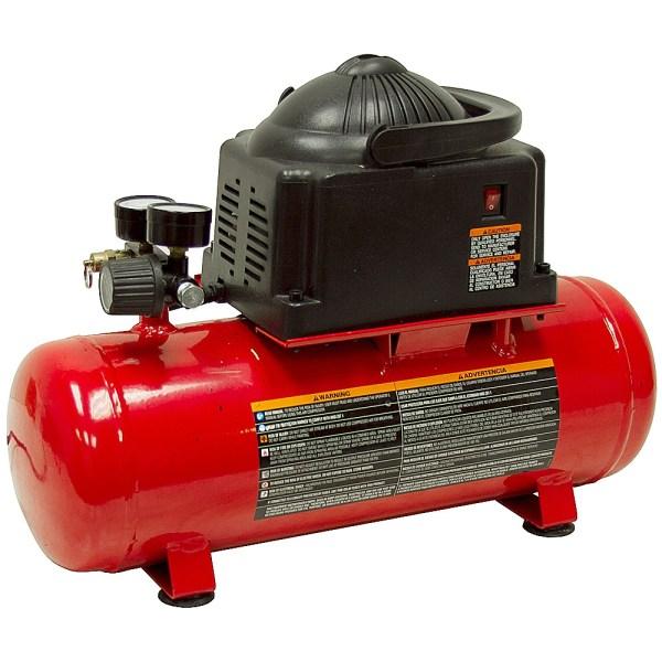 Psi 2 Gallon 115 Vac Air Compressor Ac Motor Unit Compressors & Vacuum