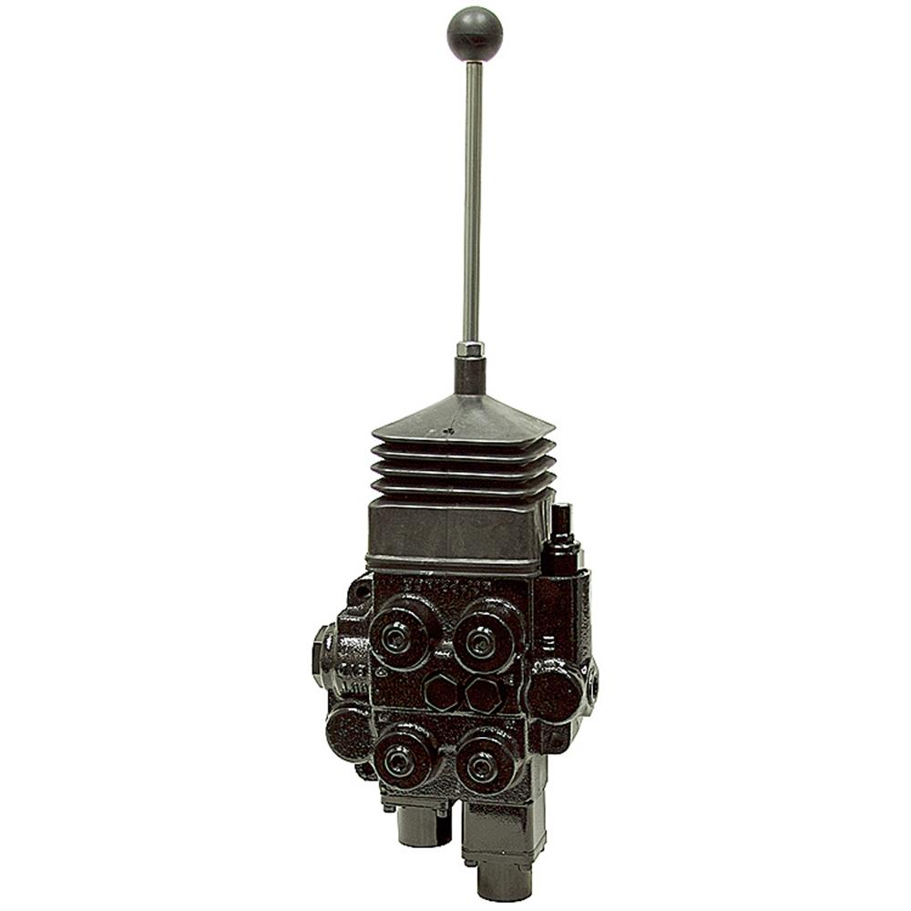 2 Spool 25 GPM Joystick Loader Control Valve  Directional Control Valves  Hydraulic Valves
