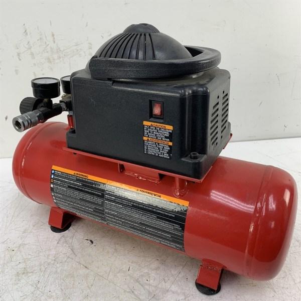 Psi 2 Gallon 115 Vac Air Compressor Bargain Bin