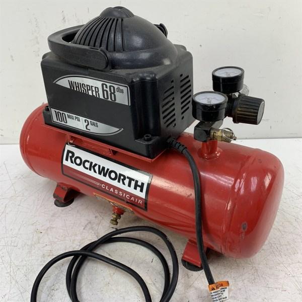 Psi 2 Gallon 115 Volt Ac Air Compressor - Used Bargain Bin