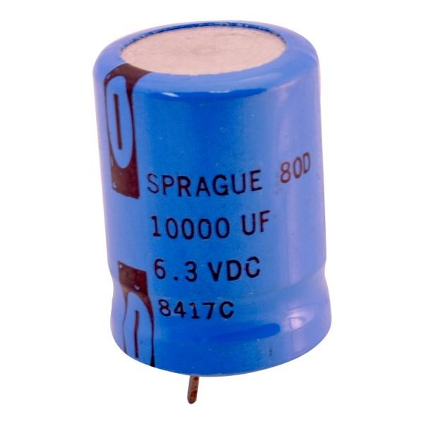 Electrolytic Capacitors - 10 000 1.5 Farad